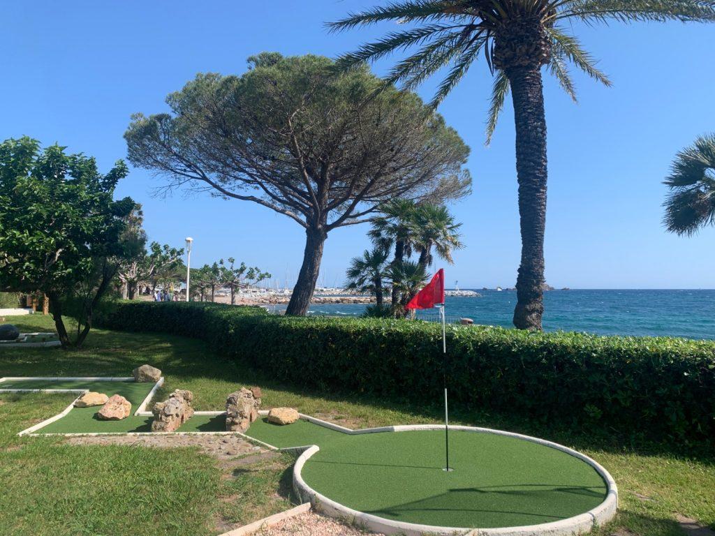 mini-golf saint-raphael